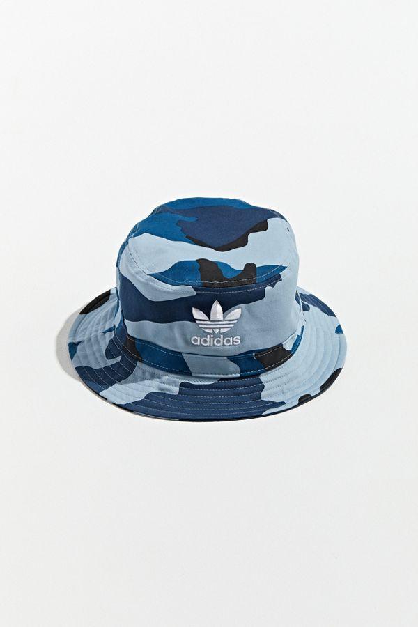 7ce0081c88788 Slide View  4  adidas Originals Camo Bucket Hat