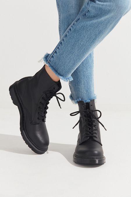 a50157f882fe Dr. Martens 1460 Pascal Virginia Mono Boot