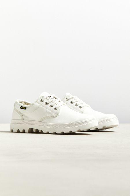 5033047242080 Palladium Pampa Oxford Originale Low Top Boot