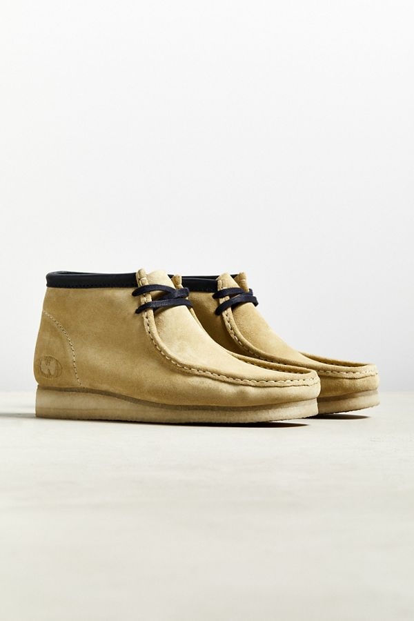 Clarks Originals X Wu-Wear Wu-Tang Clan Wallabee Boot