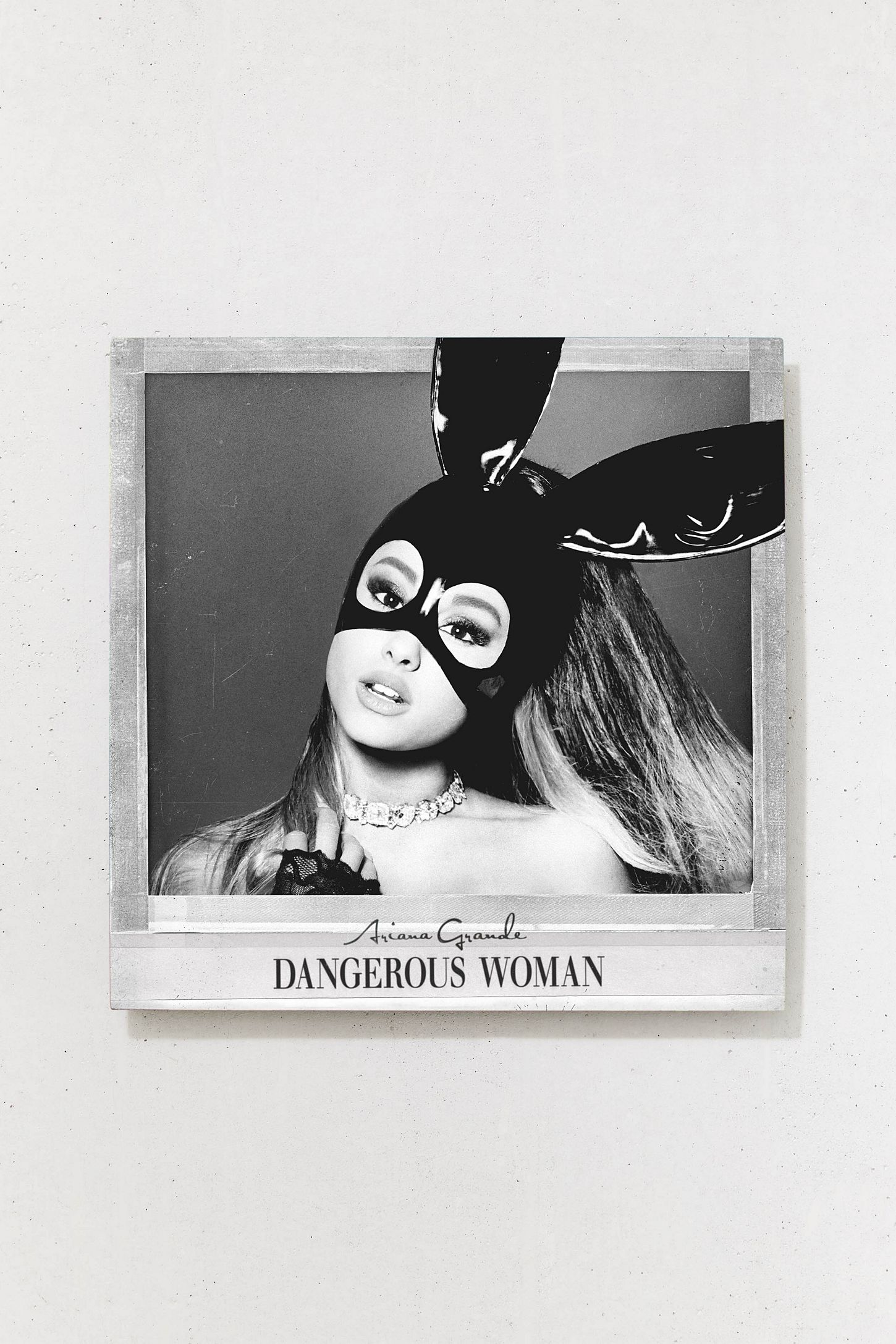 Ariana Grande Dangerous Woman Exclusive Lp Urban Outfitters