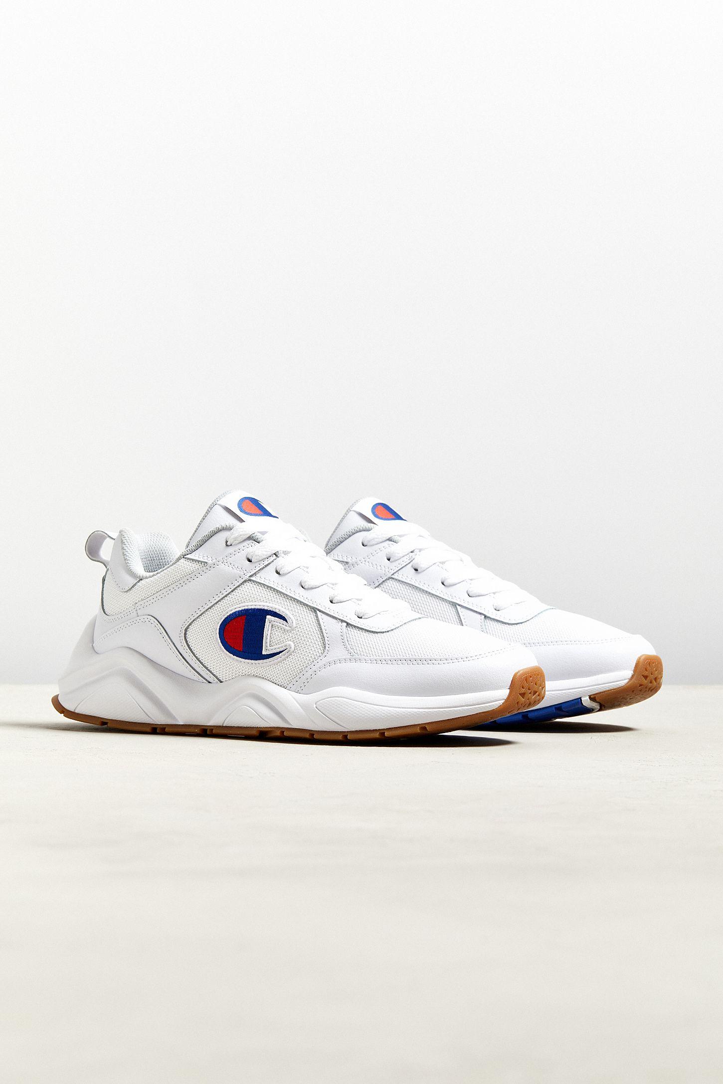 Champion 93 Eighteen Classic White Sneaker