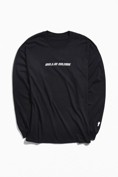 d4d03e2a8c1c7 Billie Eilish Long Sleeve Tee