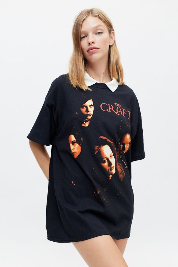 2cfeb975708d The Craft Oversized T-Shirt Dress | Urban Outfitters