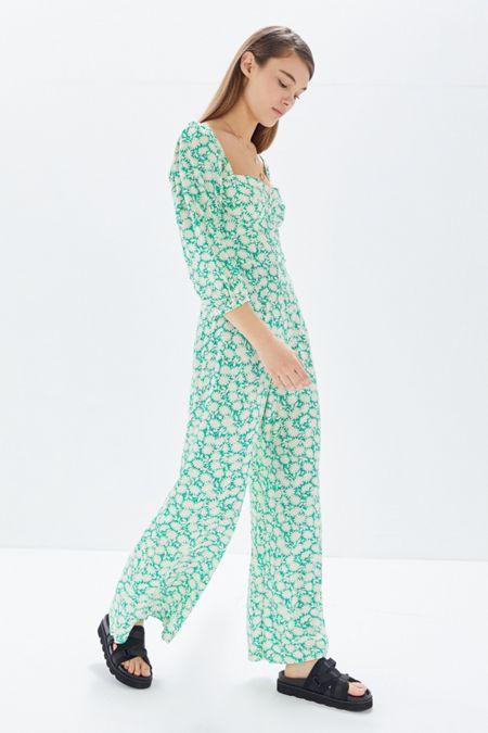 e37ccf9365a9 Capulet Manzanita Floral Puff Sleeve Jumpsuit