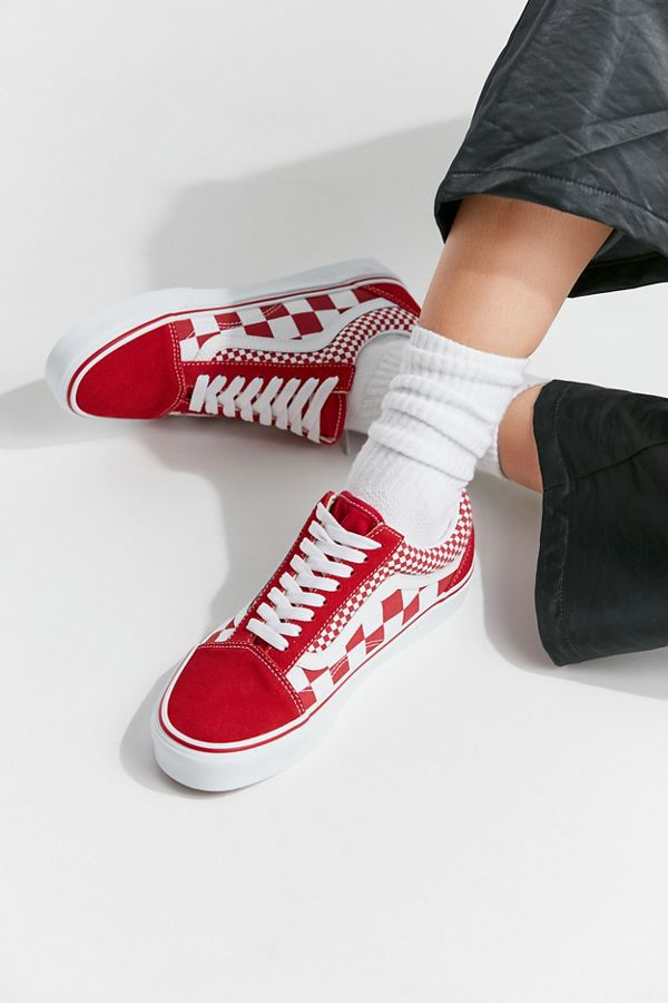 442e3a59e2d67e Vans Old Skool Mix Checkerboard Sneaker