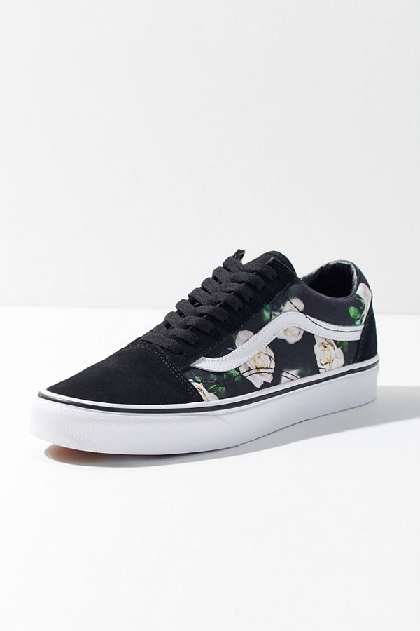 defc3983f6 Vans Old Skool Blurred Floral Sneaker