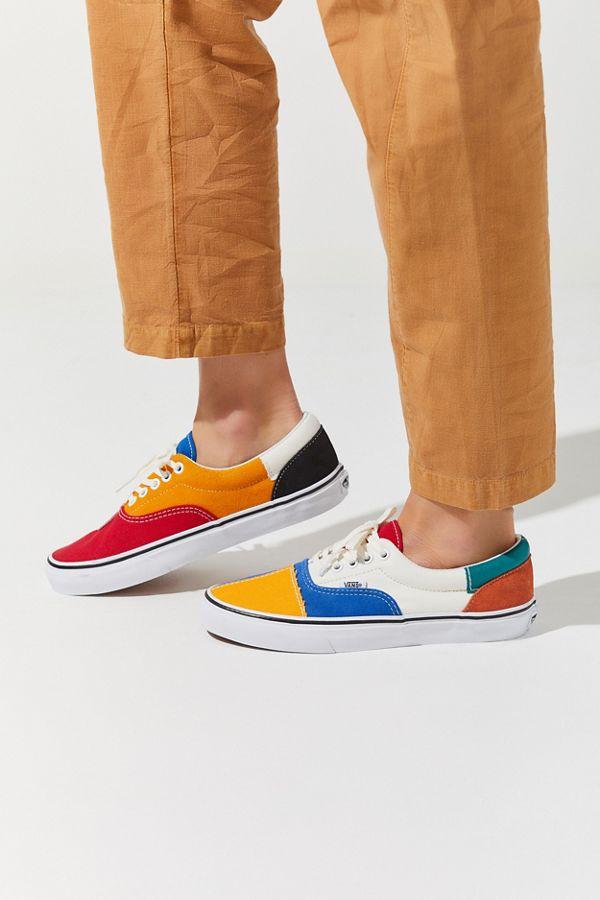 Vans Era Patchwork Sneaker