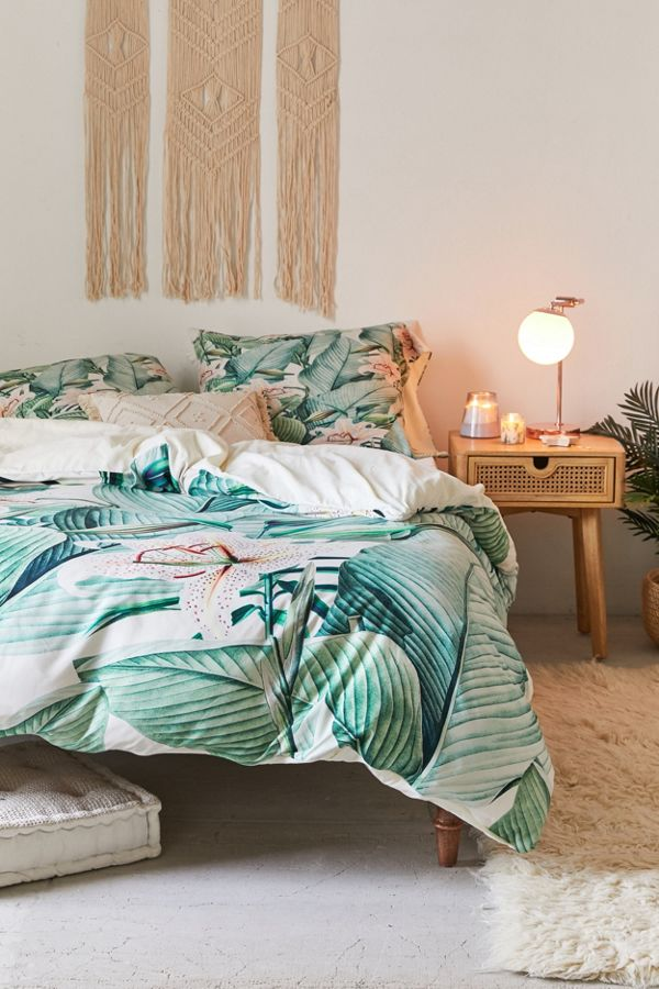 Slide View: 1: Gale Switzer For Deny Tropical State Duvet Cover