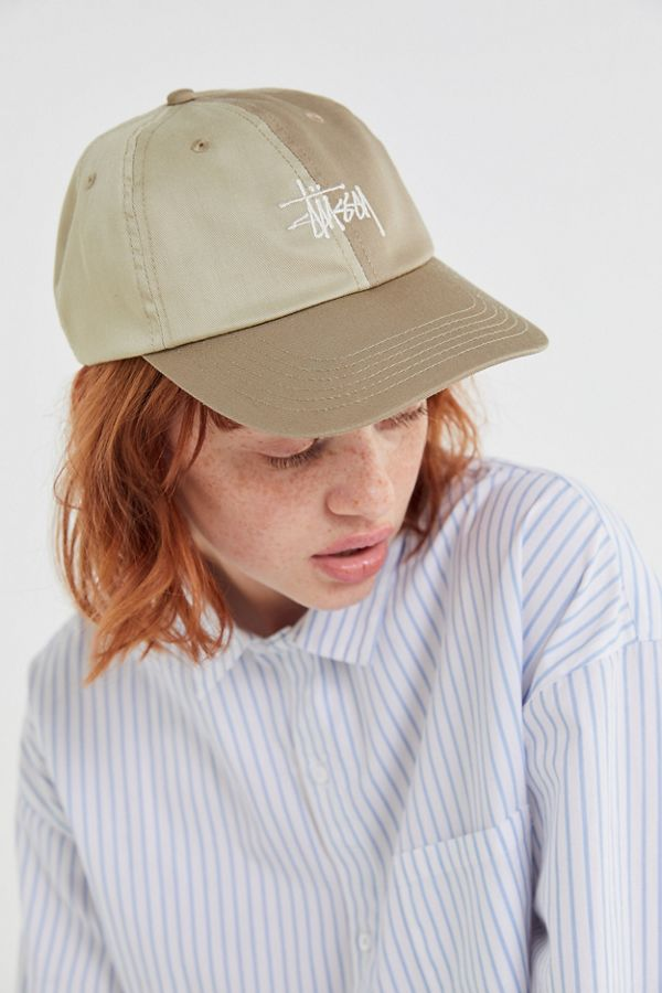 2d8917695d3 Slide View  1  Stussy Louise Two-Tone Baseball Hat