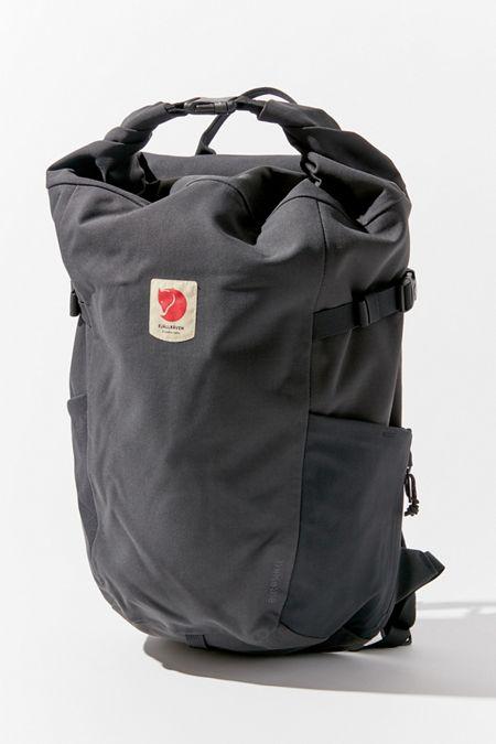 d5c1d5770 Fjallraven Ulvo Rolltop Backpack