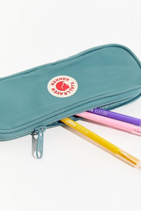 Fjallraven Kanken Pen Case Green Luggage & Travel Accessories Luggage
