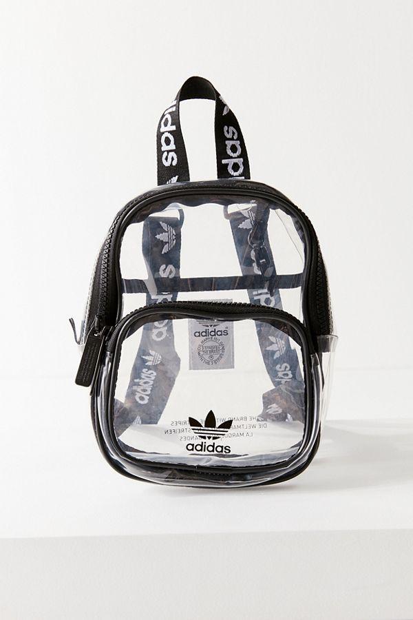 79ba556486 adidas Originals Clear Mini Backpack