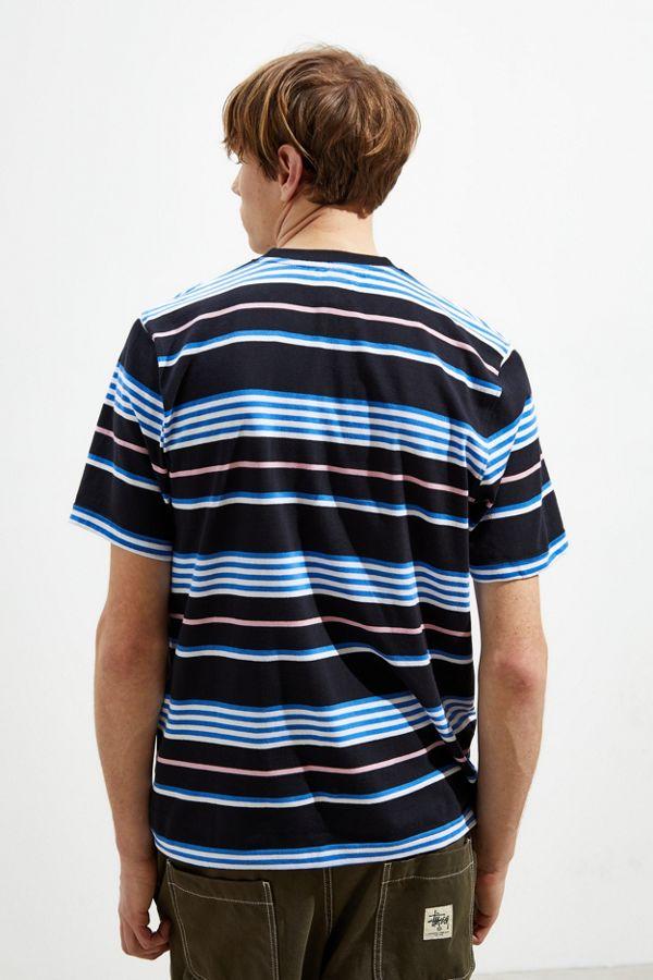 70db157db6 Stussy Thomas Stripe Tee   Urban Outfitters Canada