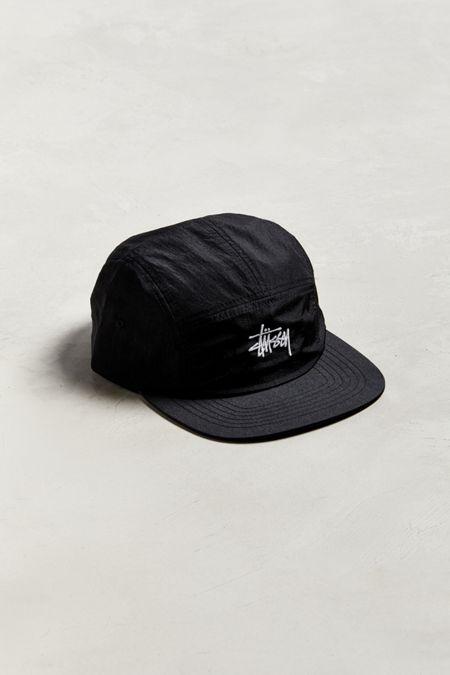 0799ff8fe4c11 Stussy Basic Stock Camp 5-Panel Hat