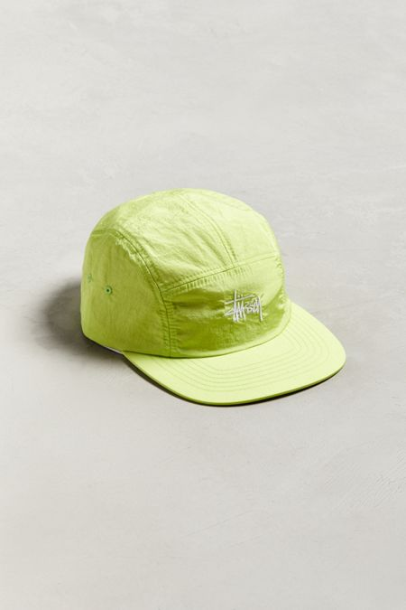 e40d4f06c58 Stussy Basic Stock Camp 5-Panel Hat