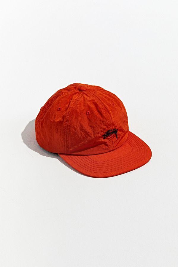 d75fe069337 Slide View  1  Stussy Stock Nylon Strapback Hat