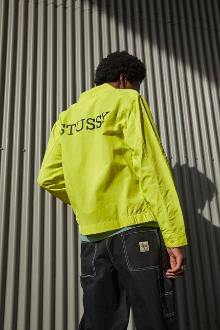 a2d5f4ada40 Stussy Nylon Zip Jacket