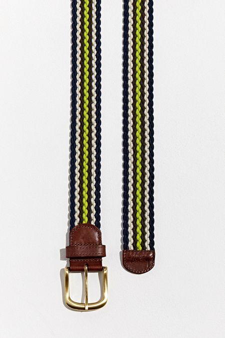 5fc07ec04 Stussy Braided Cord Belt