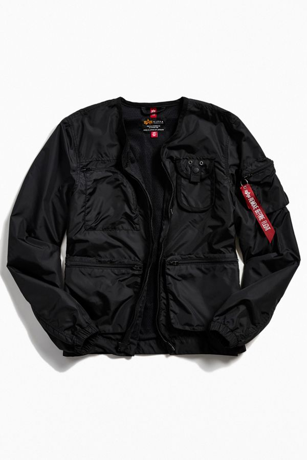 069e877db Alpha Industries UO Exclusive Cargo Jacket