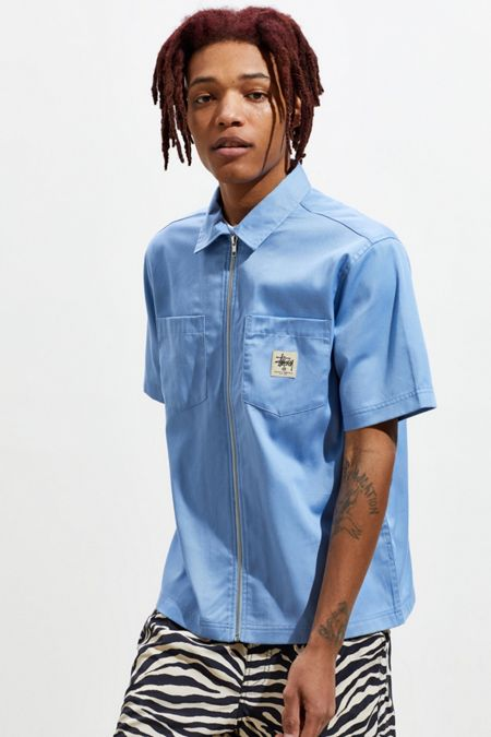 c280f234 Collared - Men's Tops | T Shirts, Hoodies + More | Urban Outfitters