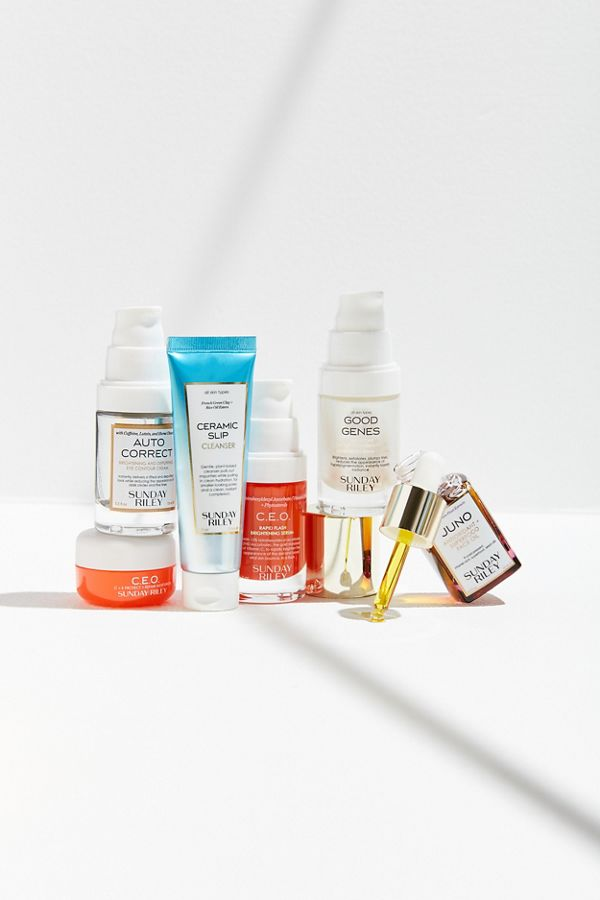 Sunday Riley Let It Glow Specialty Skincare Kit