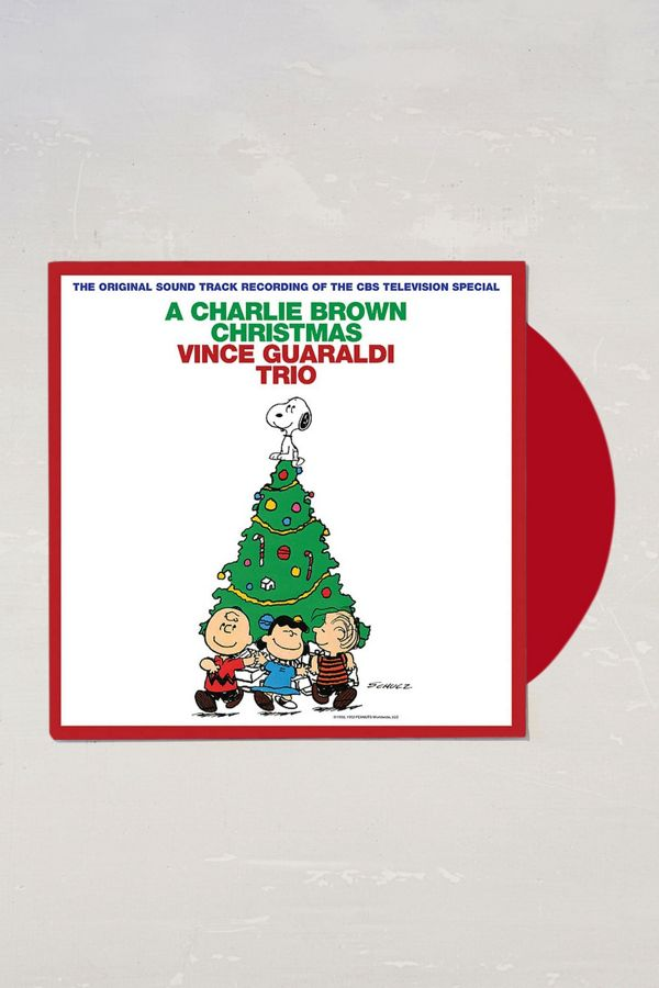 Vince Guaraldi Christmas.Vince Guaraldi Trio A Charlie Brown Christmas Limited Lp