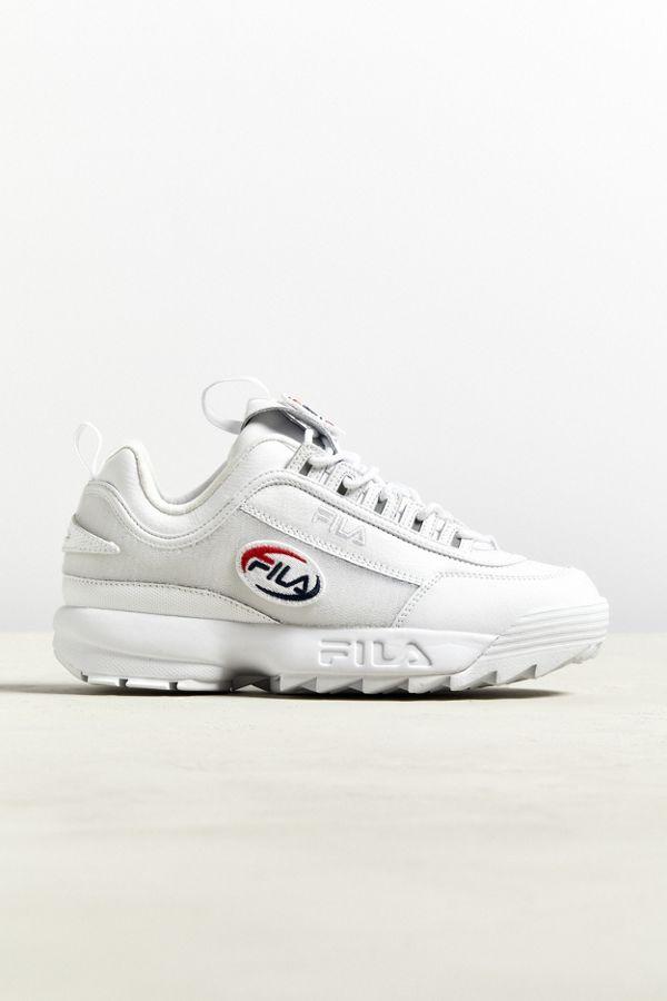 921a9966eb166 Slide View  2  FILA Disruptor II Patches Sneaker