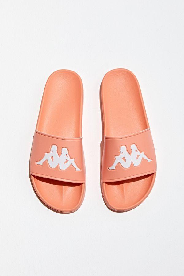 4ad4ae22 Kappa Authentic Adam 2 Slide Peach Sandal