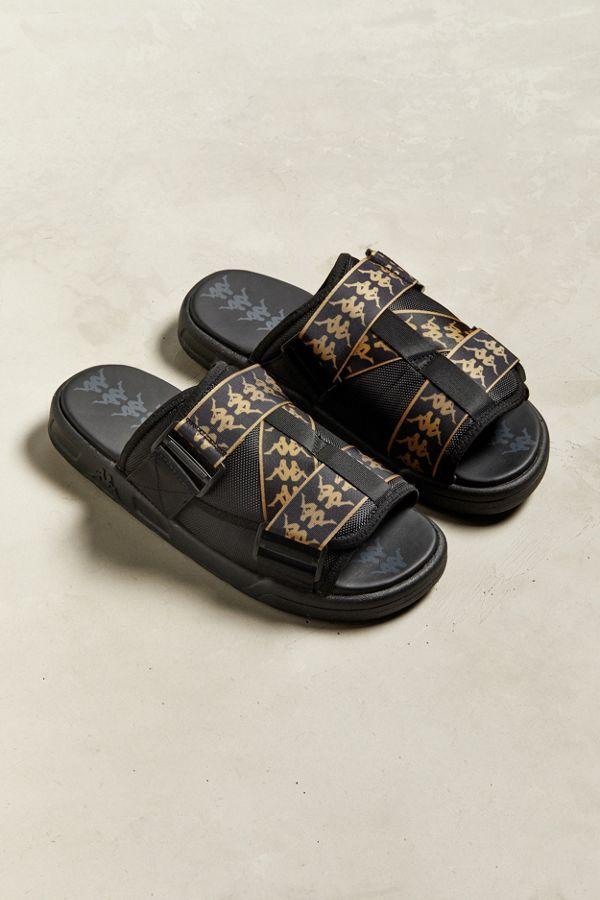 412cb28d5 Slide View  1  Kappa Banda Mitel 1 Slide Sandal