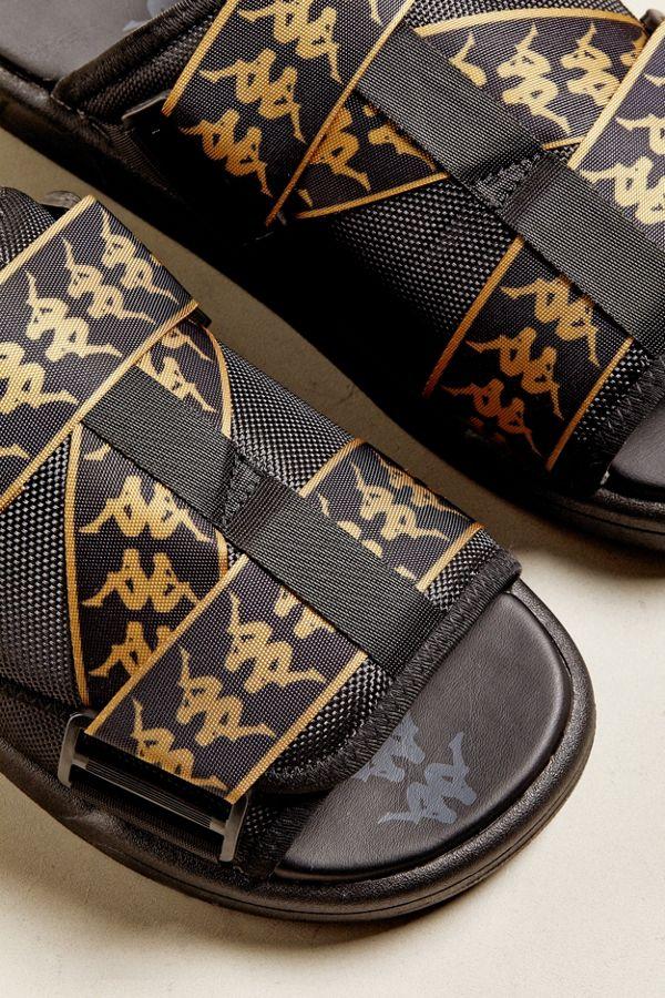 075116af Kappa Banda Mitel 1 Slide Sandal