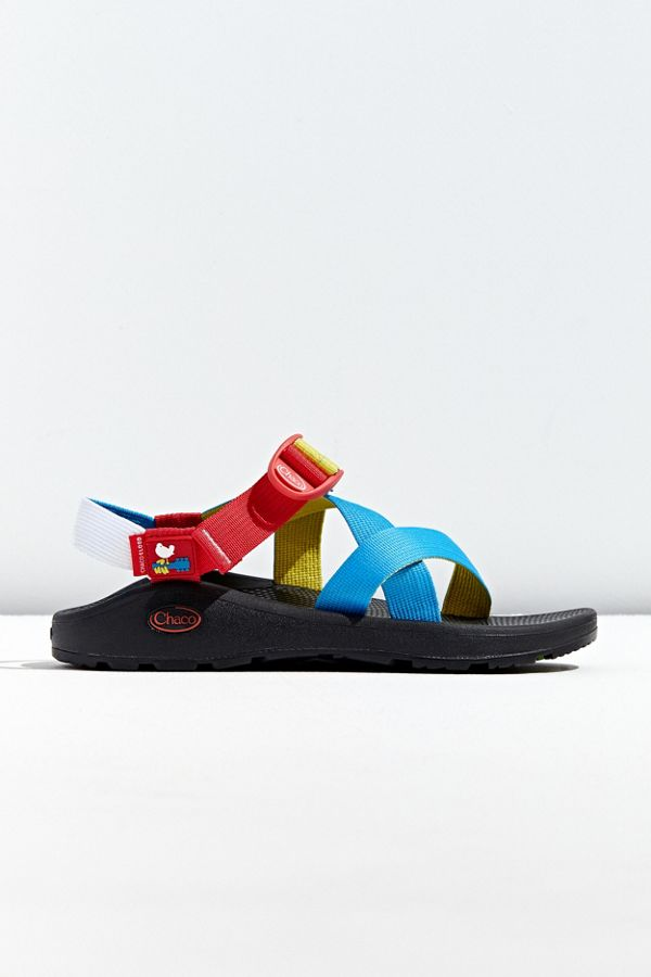792a7db9b3f6 Slide View  1  Chaco Z Cloud Woodstock Sandal