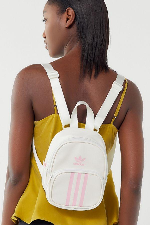 b78333c776 Slide View  1  adidas Originals 3-Stripe Mini Backpack