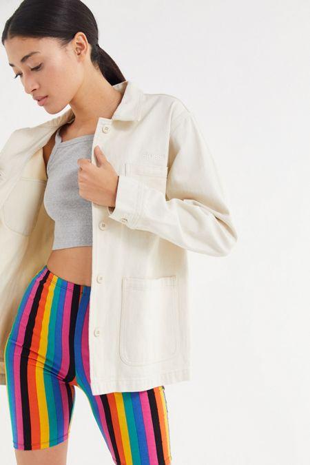 c4482f350f5 Stussy Aurora Chore Jacket