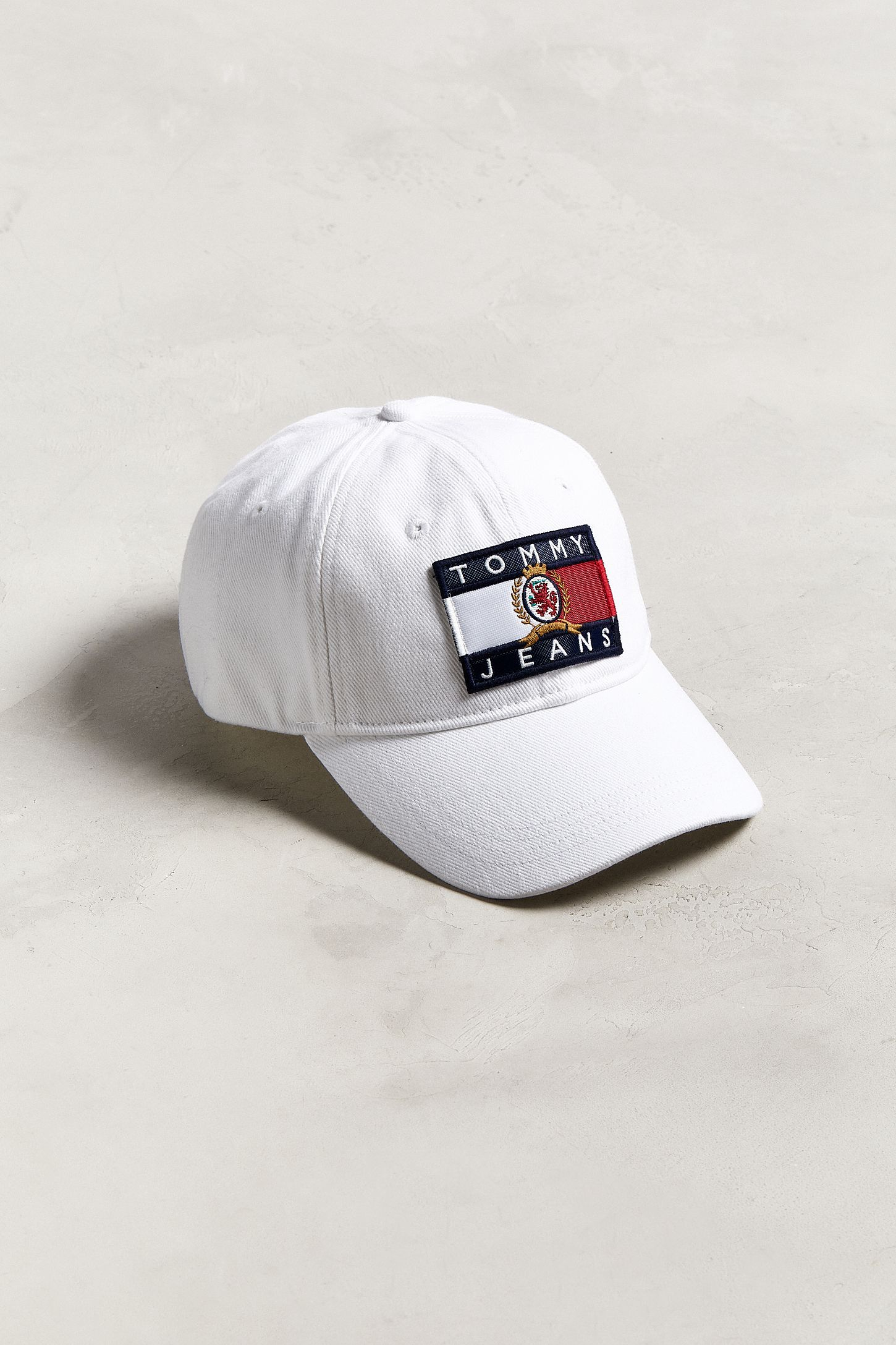 cb0450cdf191d Tommy Jeans Flag Baseball Hat. Tap image to zoom. Hover to zoom. Double Tap  to Zoom