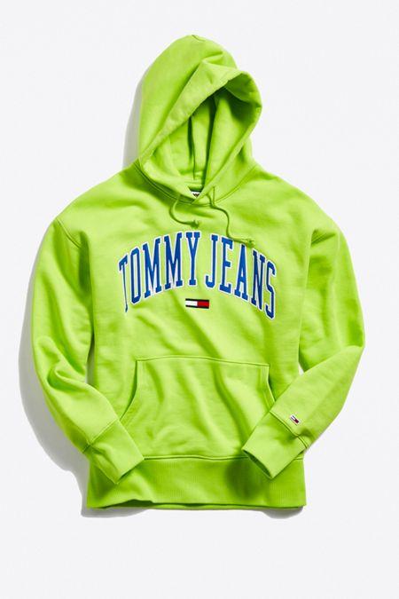 3352cf65e22 Tommy Jeans Classic Logo Hoodie Sweatshirt