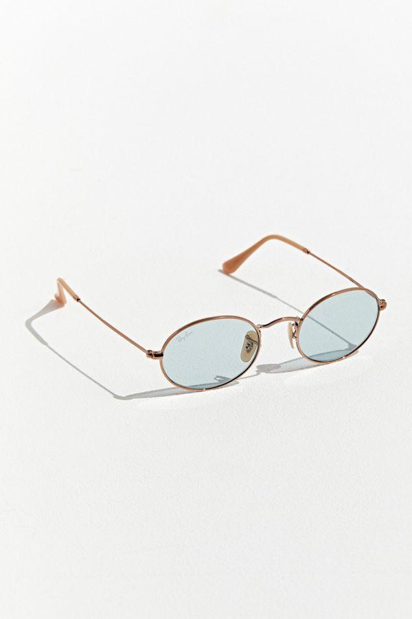 1b91da15a9d8 Slide View  1  Ray-Ban Evolve Oval Sunglasses