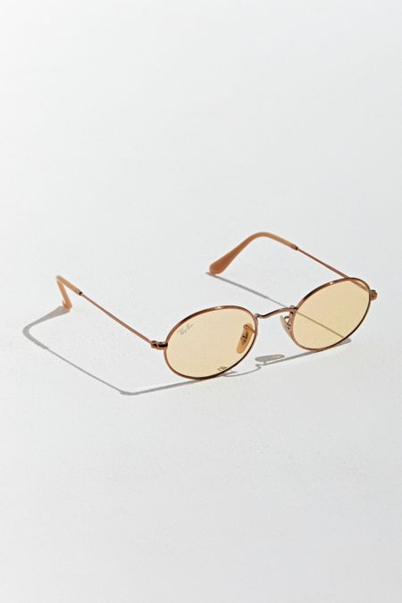 5ec5d3cfd4e9b6 Ray-Ban Evolve Oval Sunglasses