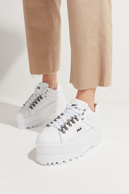 4cc990efb9b7 FILA Trailblazer Platform Sneaker