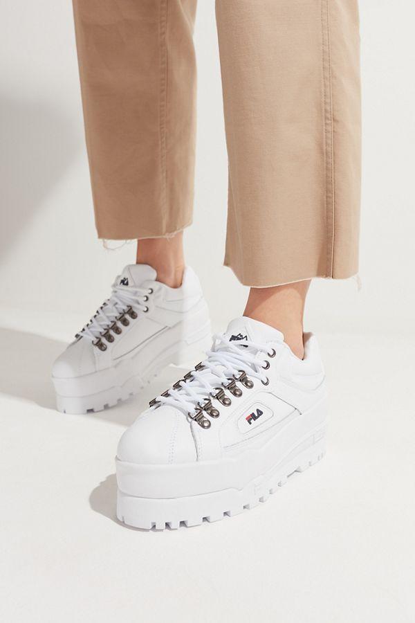 sports shoes 76e40 38590 FILA Trailblazer Platform Sneaker