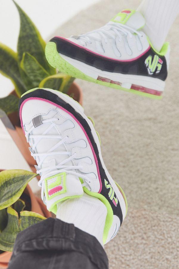 218cfeaca55d Slide View  1  FILA Silva Trainer Sneaker