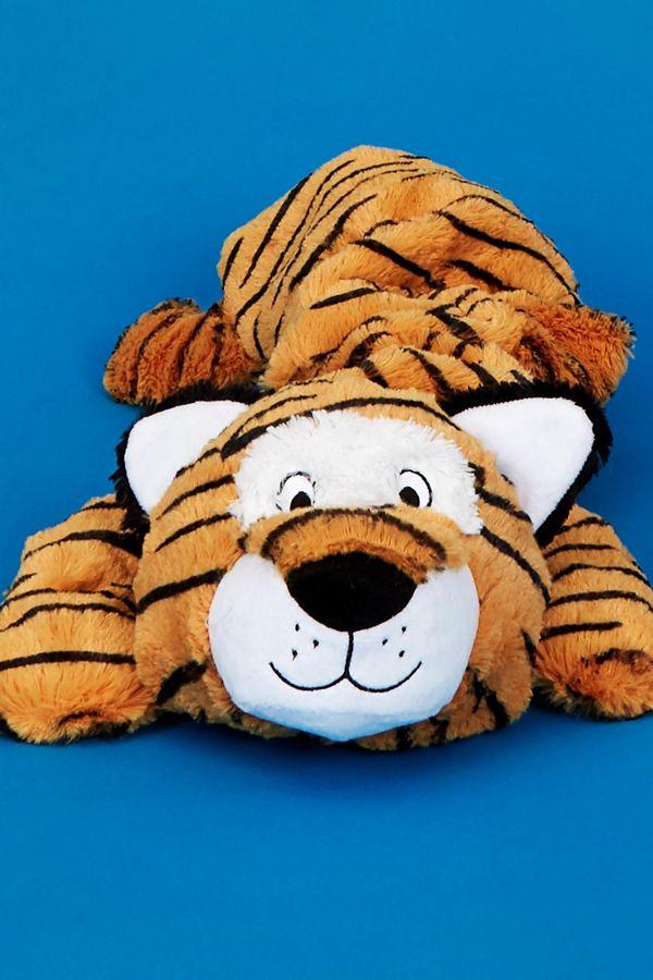 Slide View: 5: BARK Benji the Tiger Dog Toy
