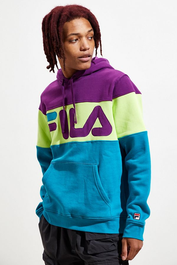 3b9602042d09 FILA Flamino Fleece Hoodie Sweatshirt   Urban Outfitters