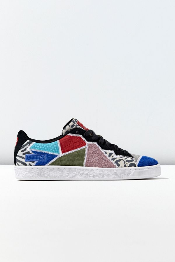 newest 27c48 4f729 Puma Recycled Suede Sneaker