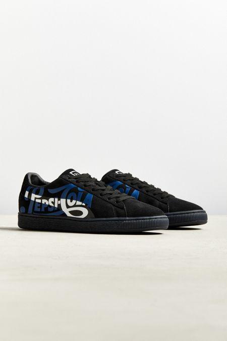 81f15dd53f864d Puma X Pepsi Suede Classic Sneaker