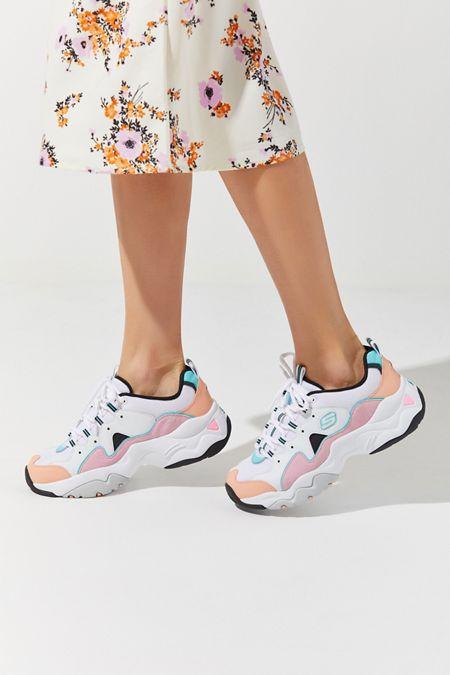 7457341bdd Skechers D Lites 3 Zenway Sneaker