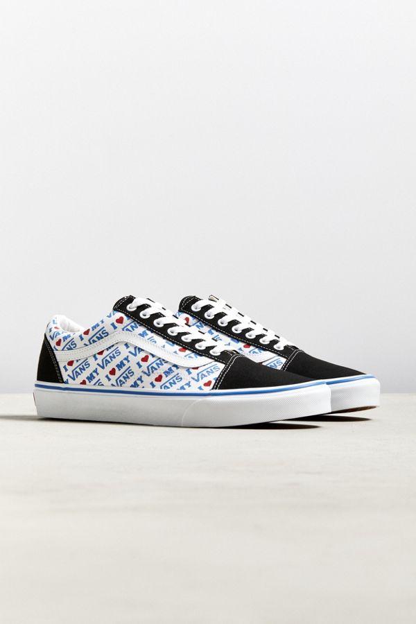 b07e2d83 Vans Old Skool I Heart Vans Sneaker