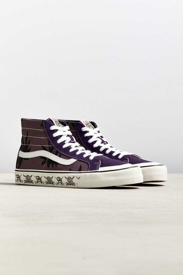 84ba730dd6de Vans Sk8-Hi 138 Decon SF Sneaker