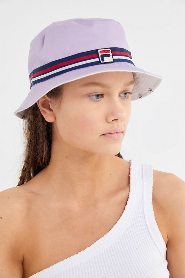 Slide View  1  FILA Reversible Bucket Hat 546db8bc49a5