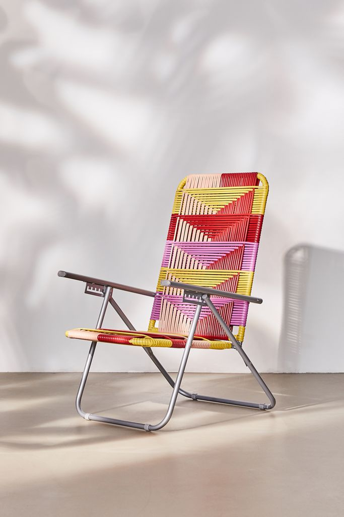Woven Outdoor Lawn Chair Urban Outers